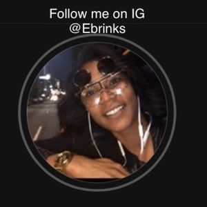 Follow my IG @ Ebrinks